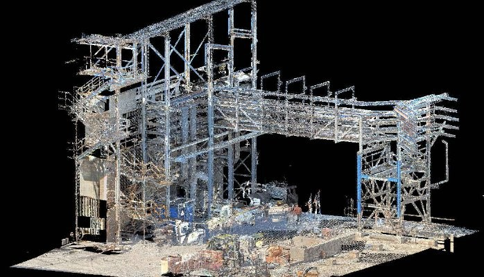 Why you should be using 3D laser scanning on your projects.